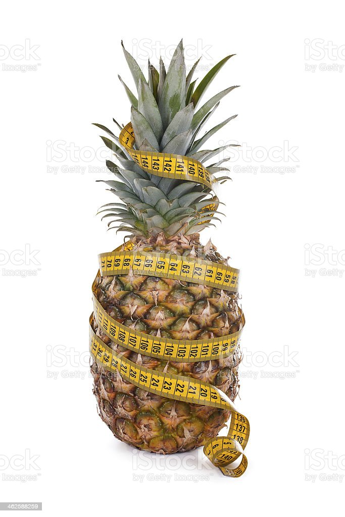 Diet fruits royalty-free stock photo