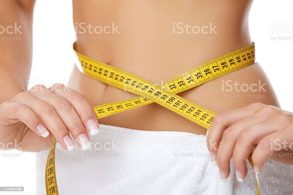 Diet? royalty-free stock photo