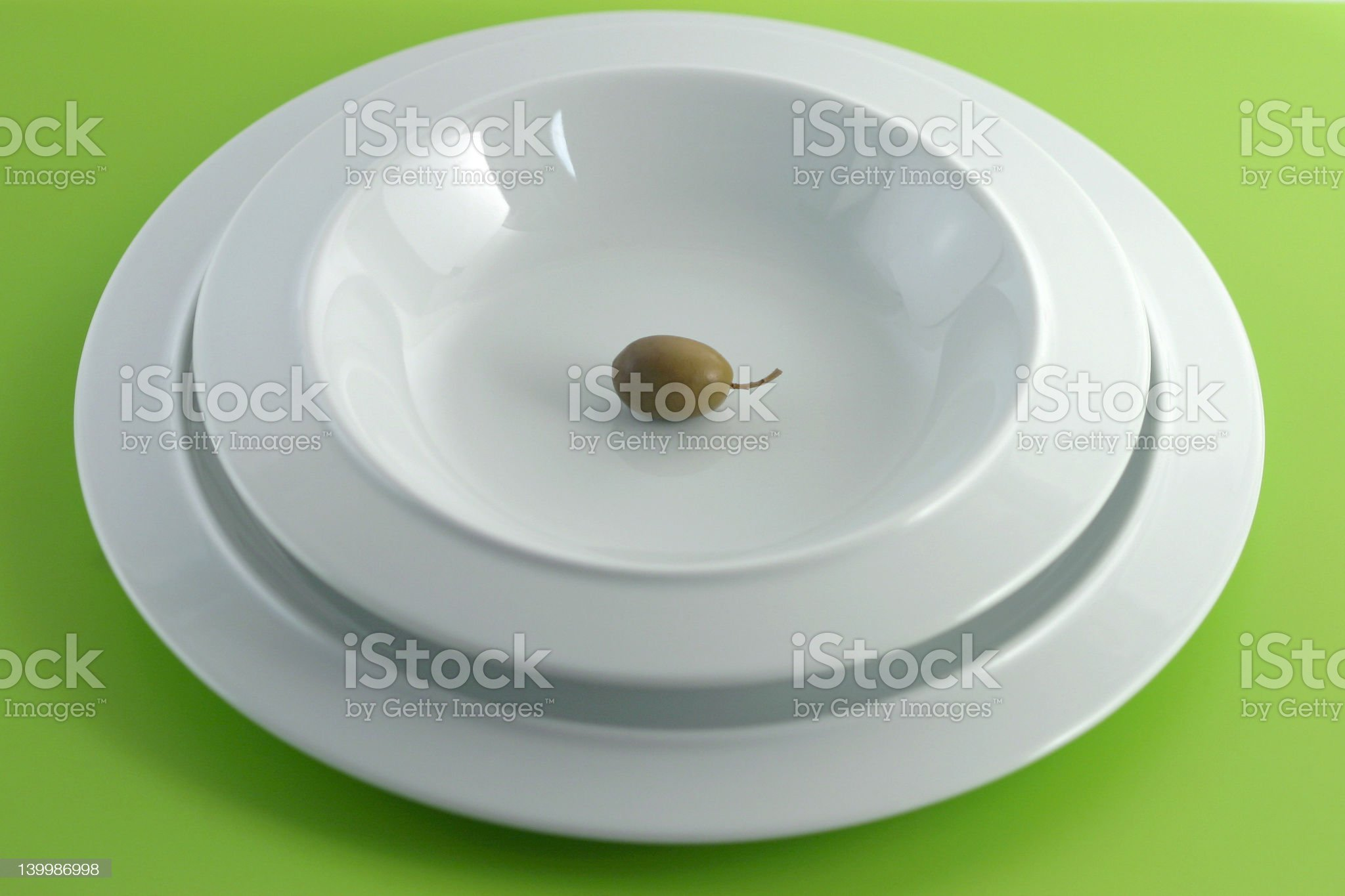 Diet! royalty-free stock photo