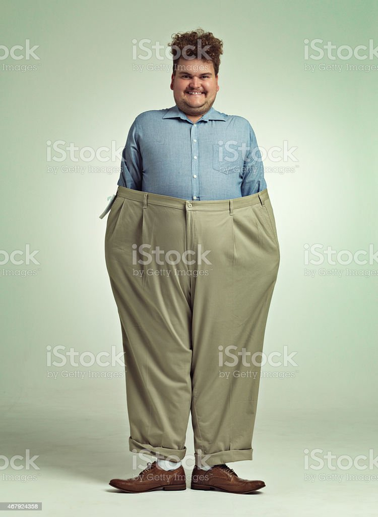 Diet progress stock photo
