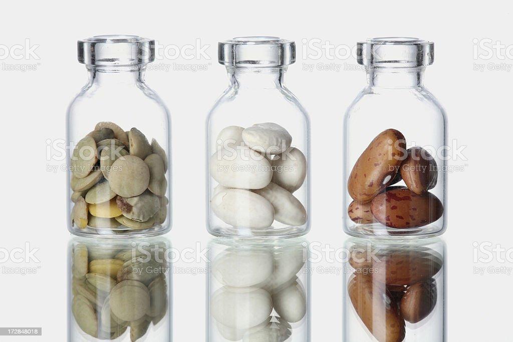 Diet Series Legumes royalty-free stock photo