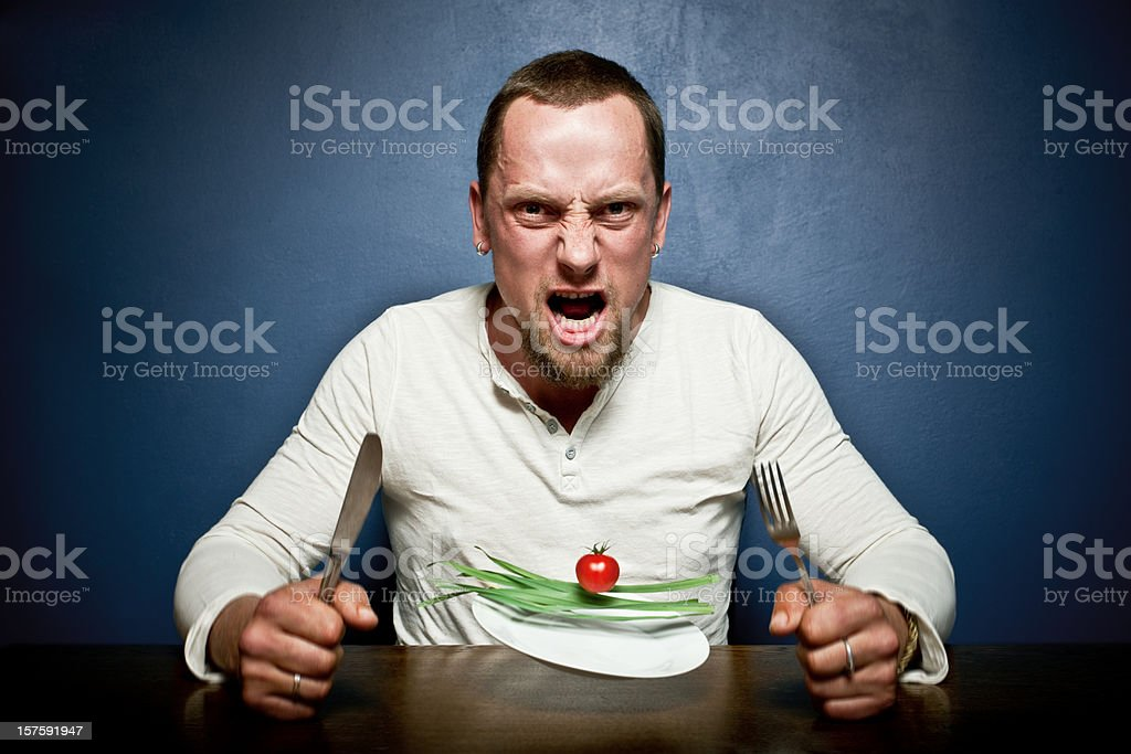 Diet time? stock photo
