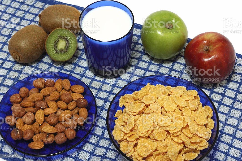 Dietary Breakfast royalty-free stock photo