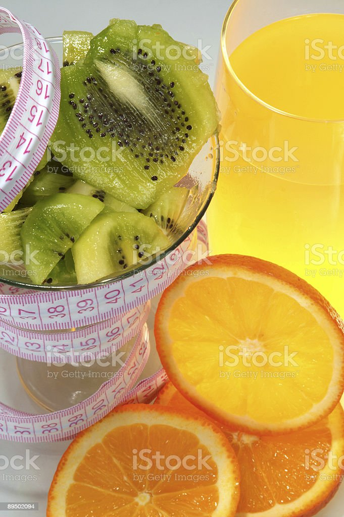 Dietary meal royalty-free stock photo