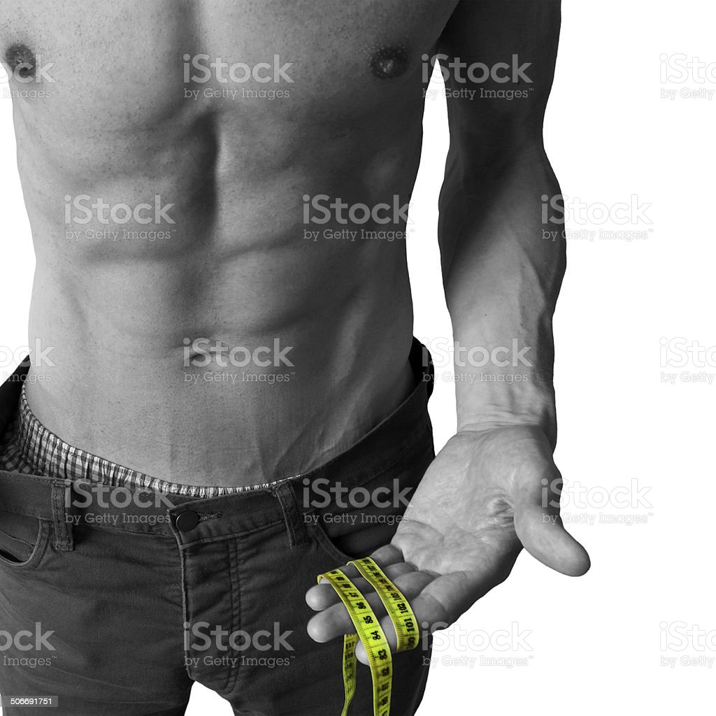 Dieting and sports stock photo