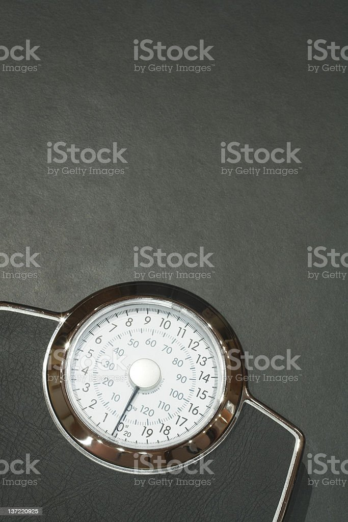Dieting copy space royalty-free stock photo