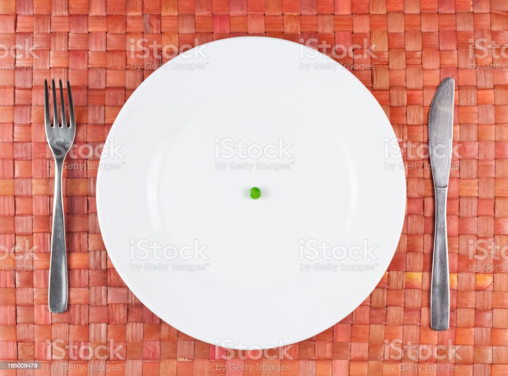 Dieting stock photo