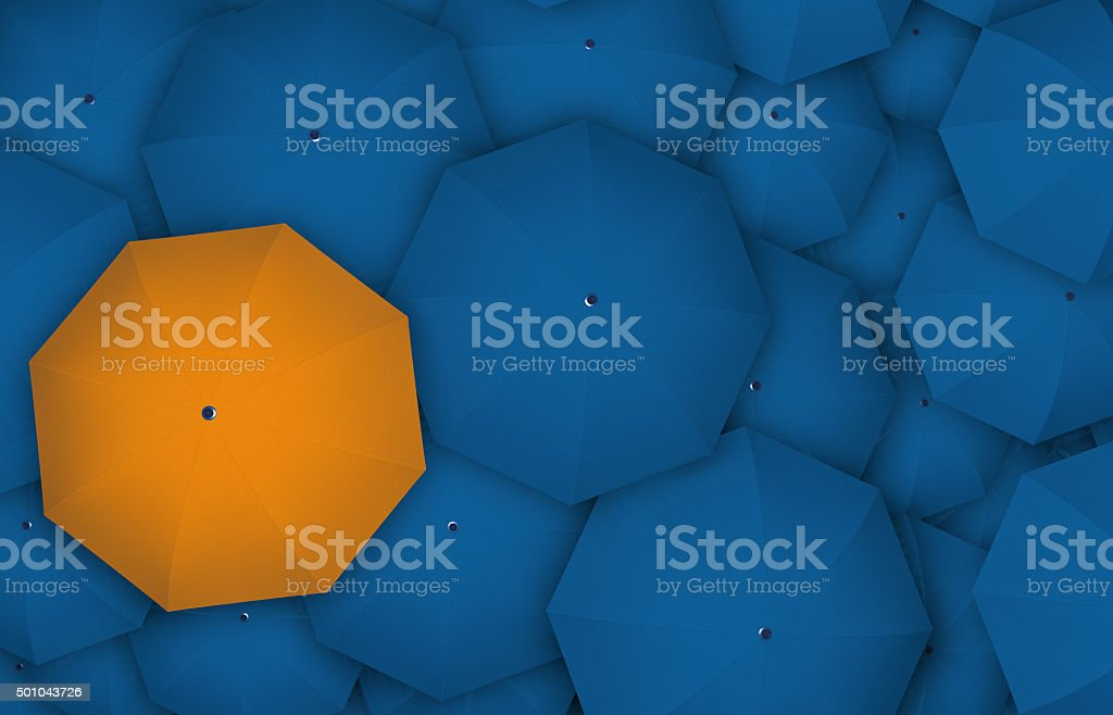 Difference stock photo
