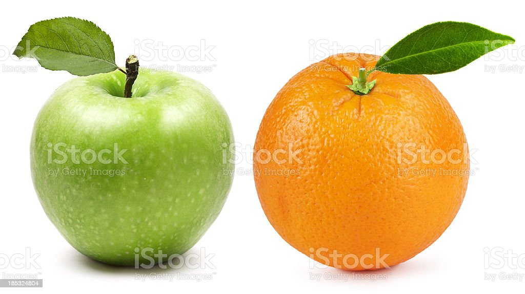 Differences stock photo