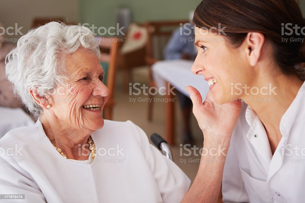 Different generations unite royalty-free stock photo