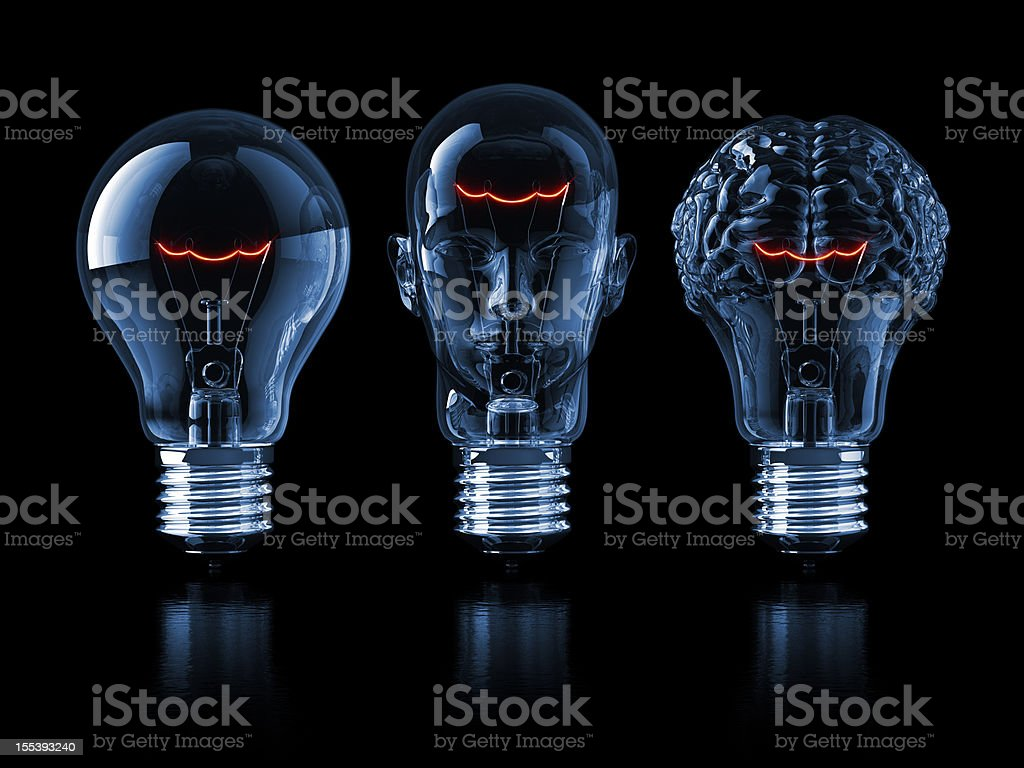 Different Ideas stock photo