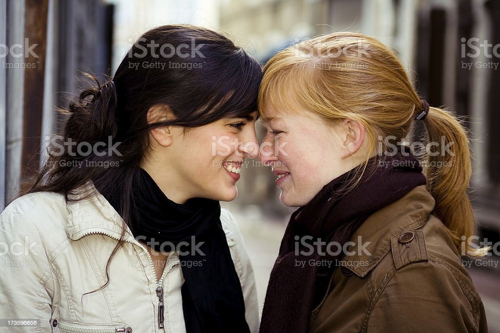 Different or equal? stock photo