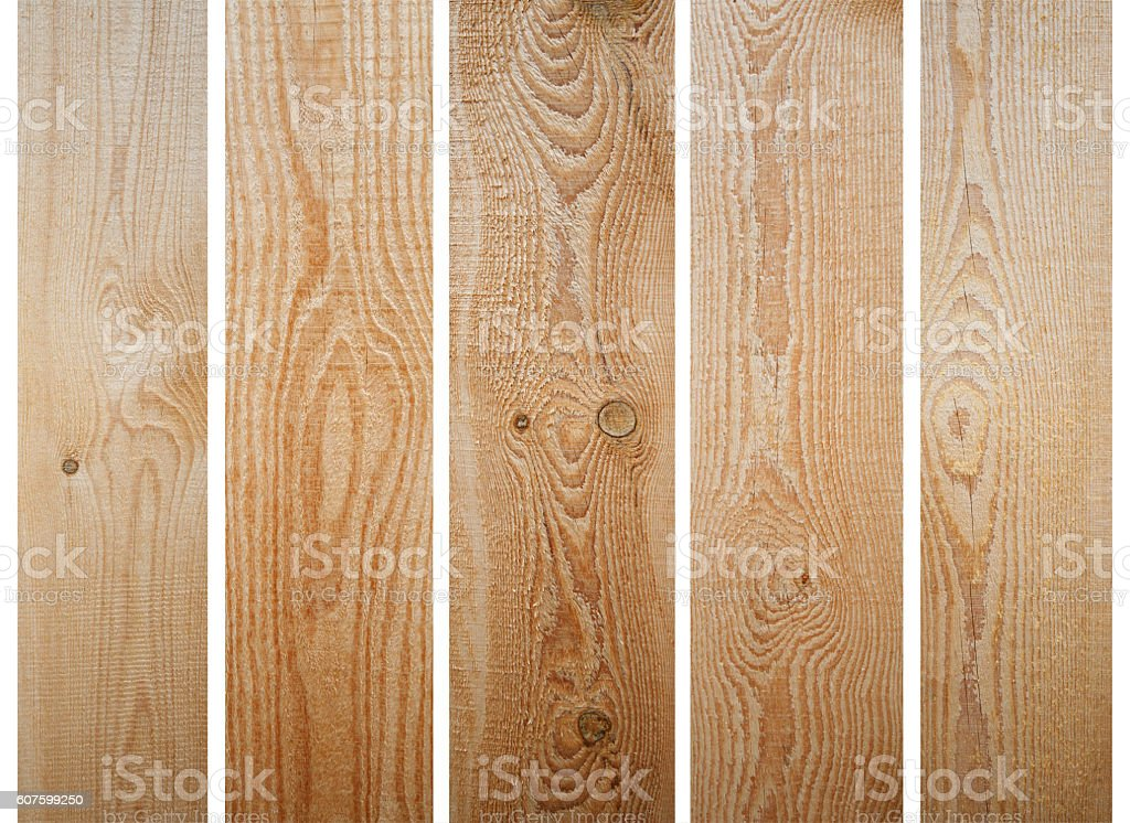 Different pattern of wood floor samples textures stock photo