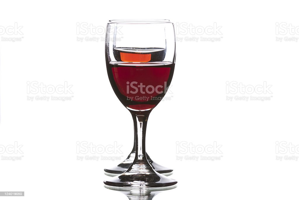 different wine royalty-free stock photo