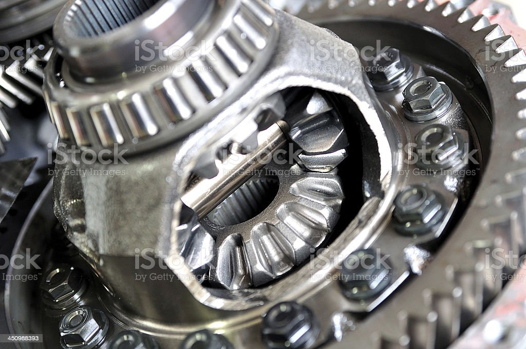 Differential stock photo