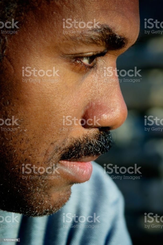 Difficulties of Life royalty-free stock photo