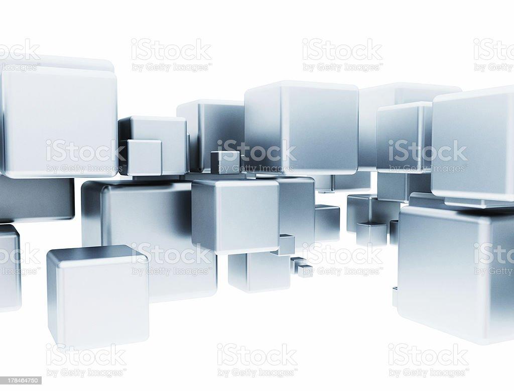 Digital Abstract royalty-free stock photo