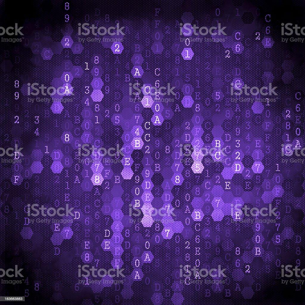 Digital Background. royalty-free stock photo