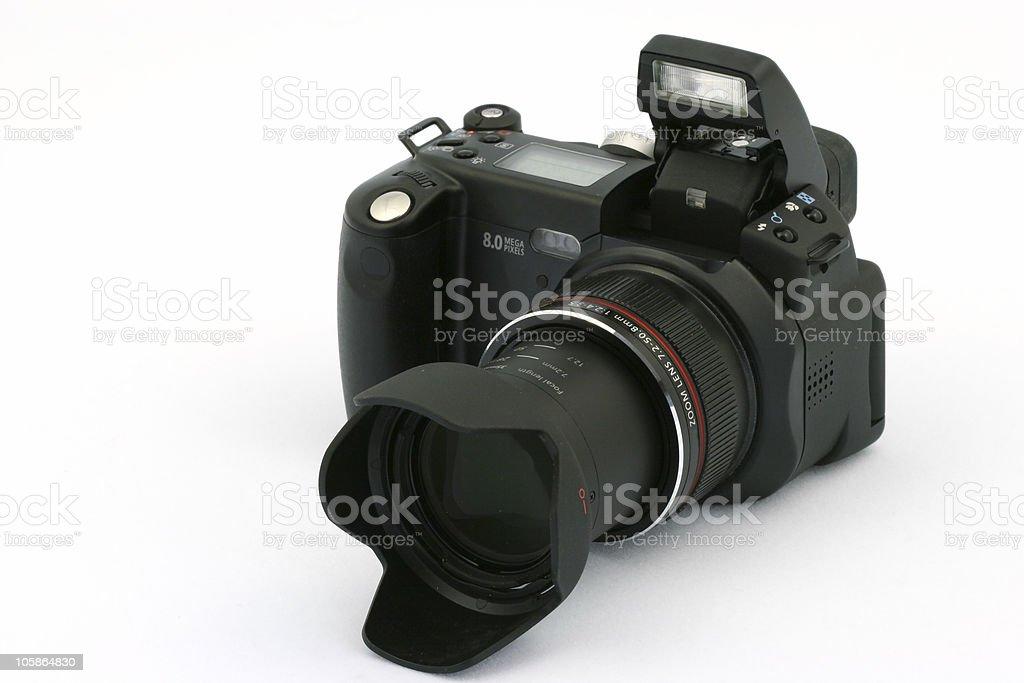 Digital Camera  2005 royalty-free stock photo