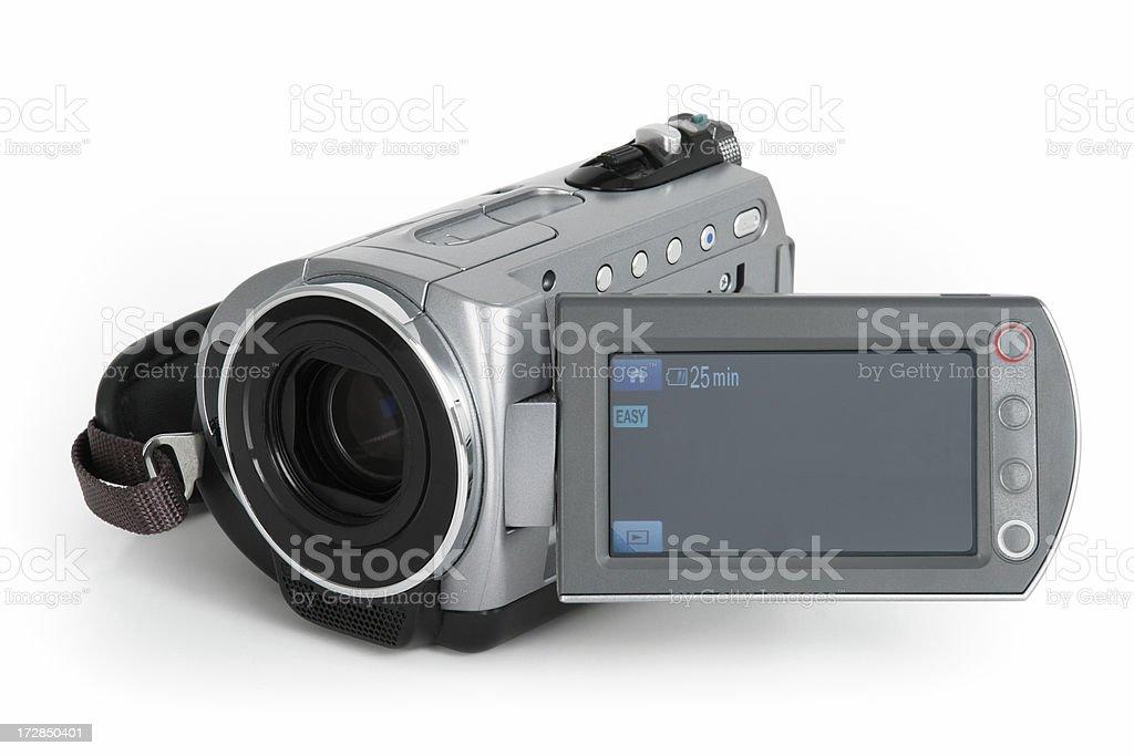 Digital Camera stock photo