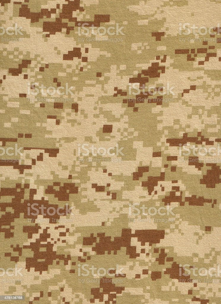 digital camouflage stock photo