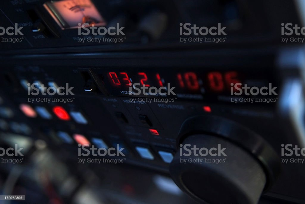 digital counter stock photo