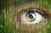 Digital data and eye