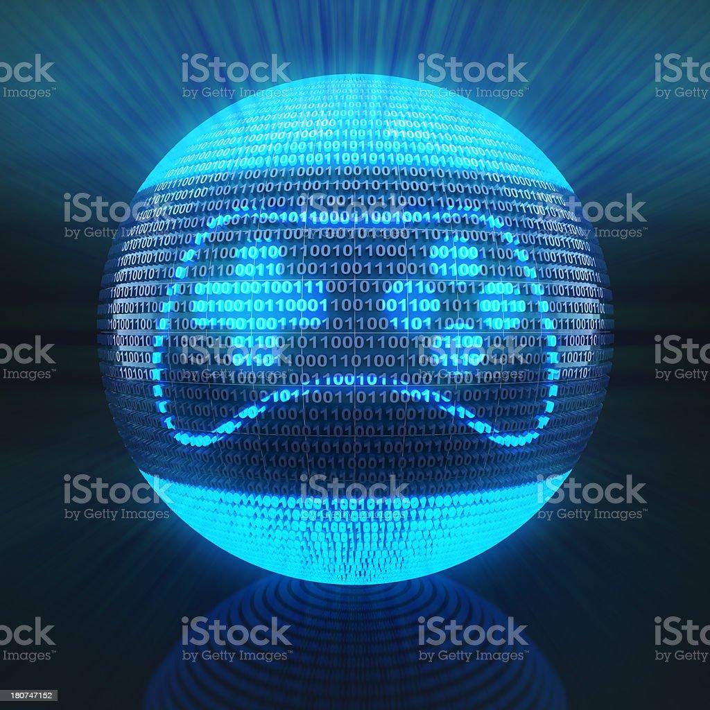 Digital gaming royalty-free stock photo
