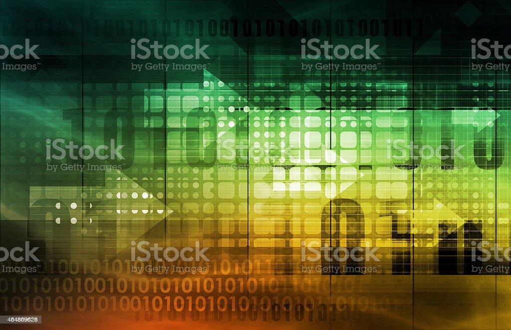 Digital Healthcare Technology stock photo