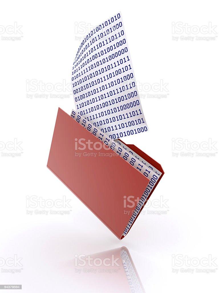 digital information royalty-free stock photo