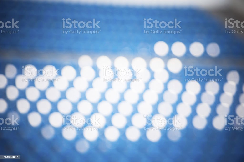 Digital Lights Background royalty-free stock photo