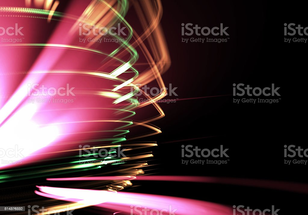 Digital modern connection abstract background (very high resolution) stock photo