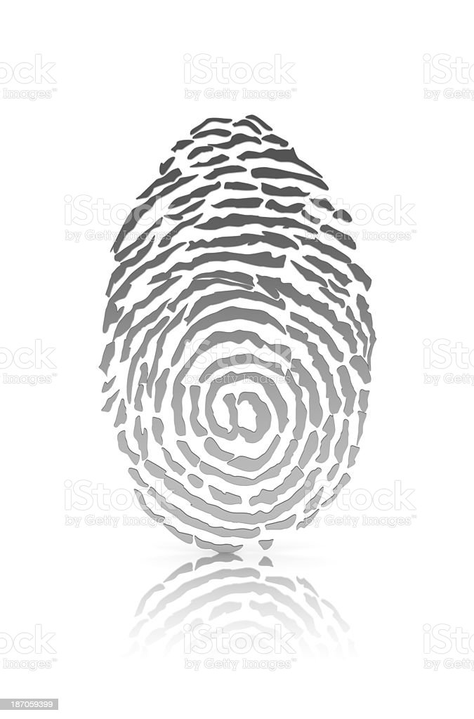 Digital security concept royalty-free stock photo