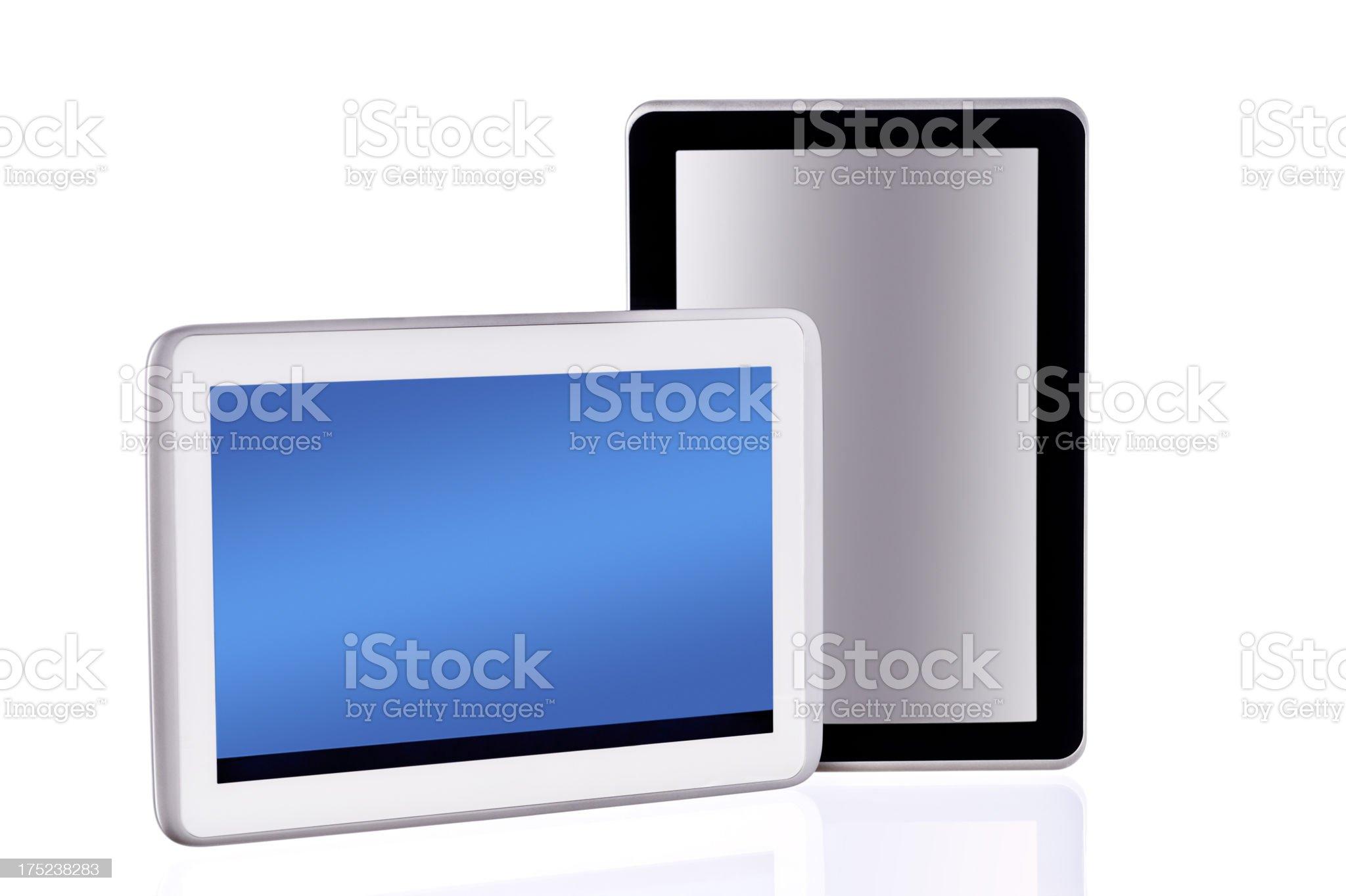 Digital tablets royalty-free stock photo