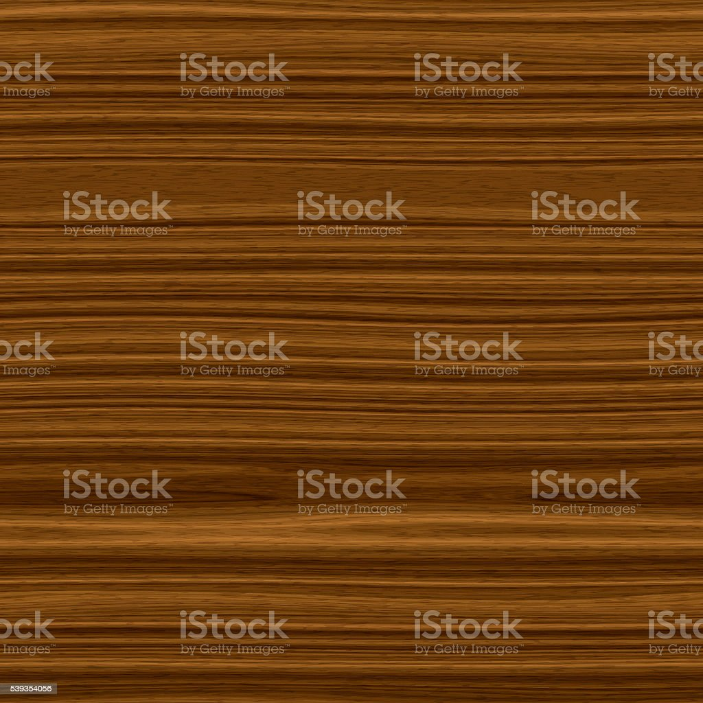 Digitally generated seamless dark brown wood texture stock photo