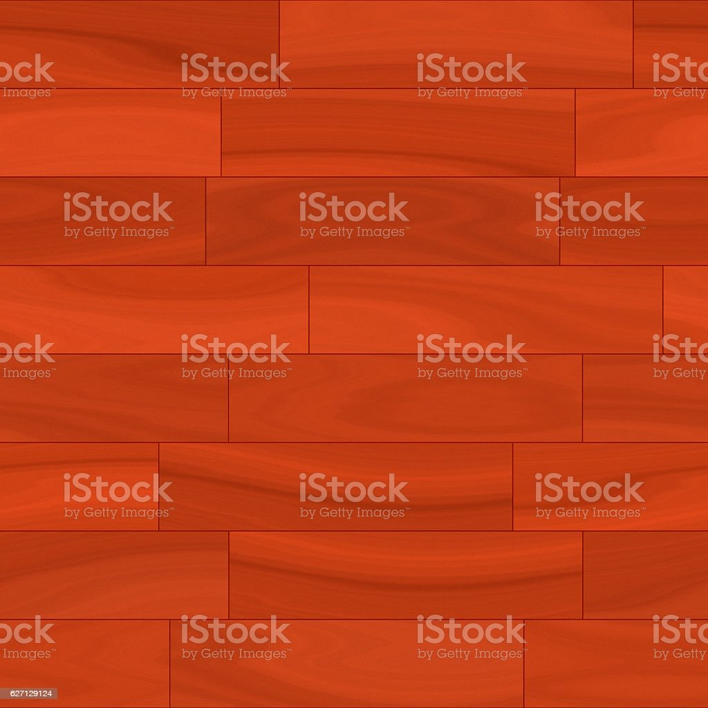 Digitally generated seamless non-realistic wood boards stock photo