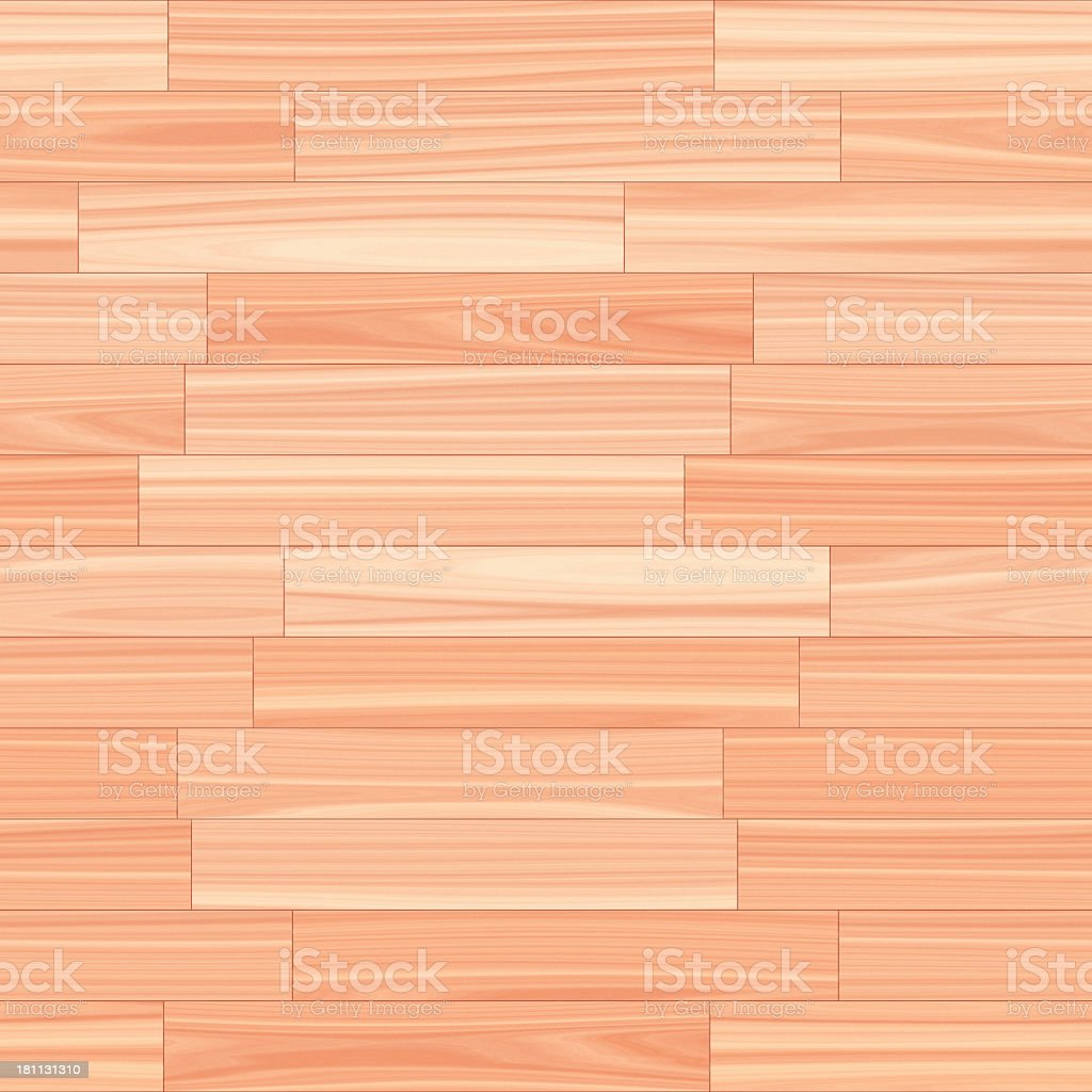 Digitally generated seamless wood boards royalty-free stock photo