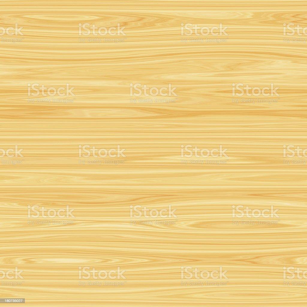 Digitally generated seamless yellow wood texture royalty-free stock photo