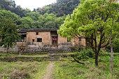 dilapidated shack