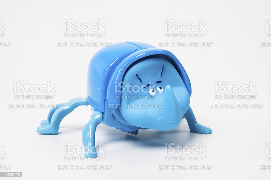 Dim From 'A Bug's Life' stock photo