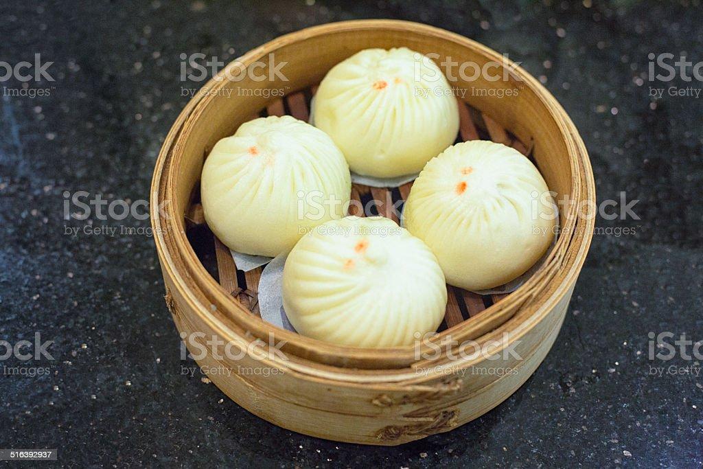 Dim Sum Bao stock photo