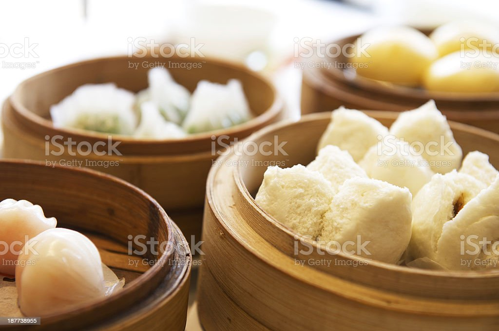 Dim Sum royalty-free stock photo
