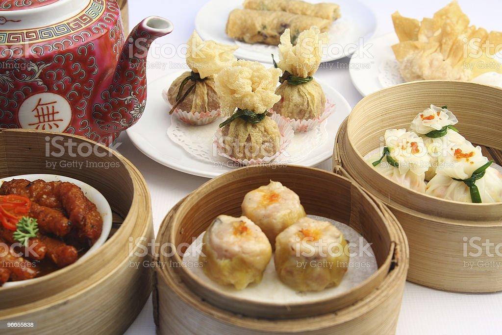 Dim Sum stock photo
