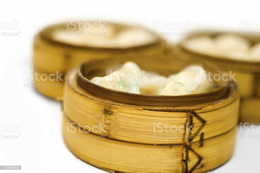Dim Sum / Yum Cha royalty-free stock photo
