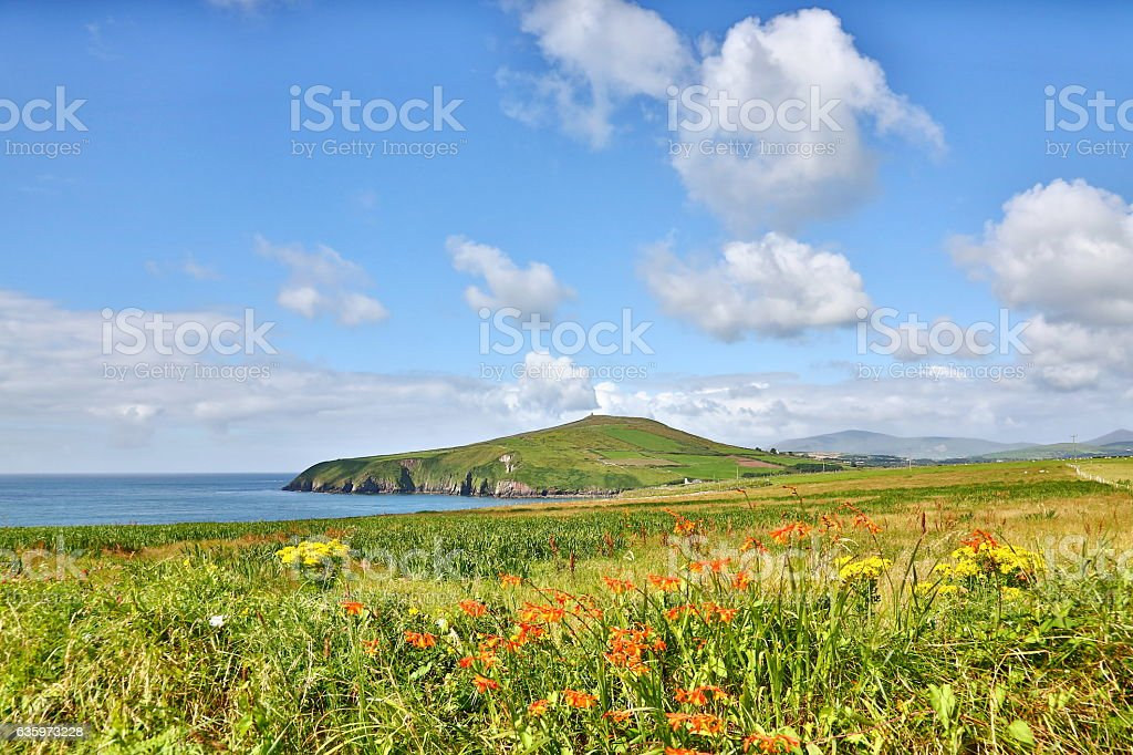 Dingle, Ireland stock photo