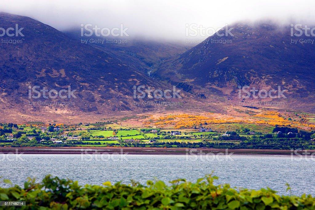 Dingle Peninsula - Ireland stock photo