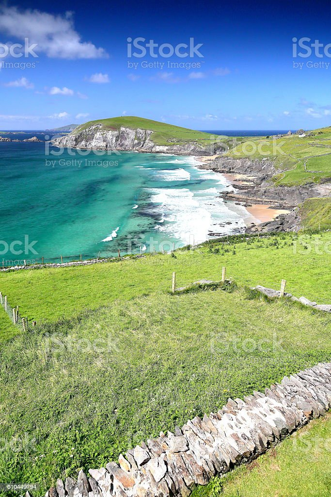 Dingle Peninsula, Ireland stock photo