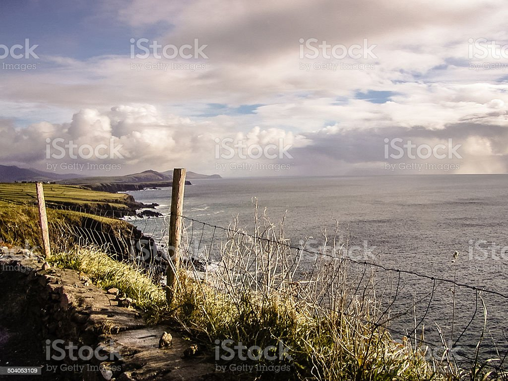 Dingle Penisula stock photo