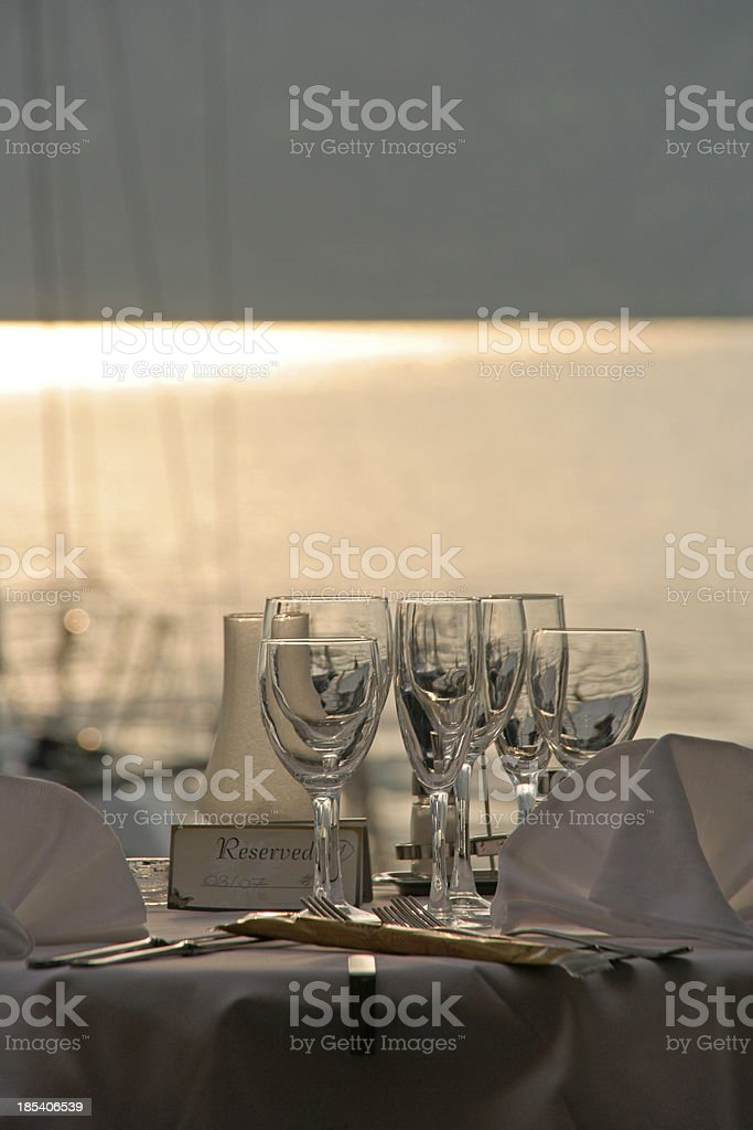 Dining Out royalty-free stock photo