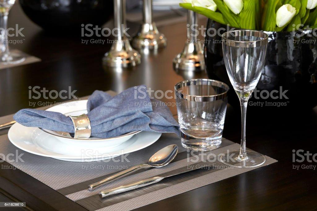 dining stock photo